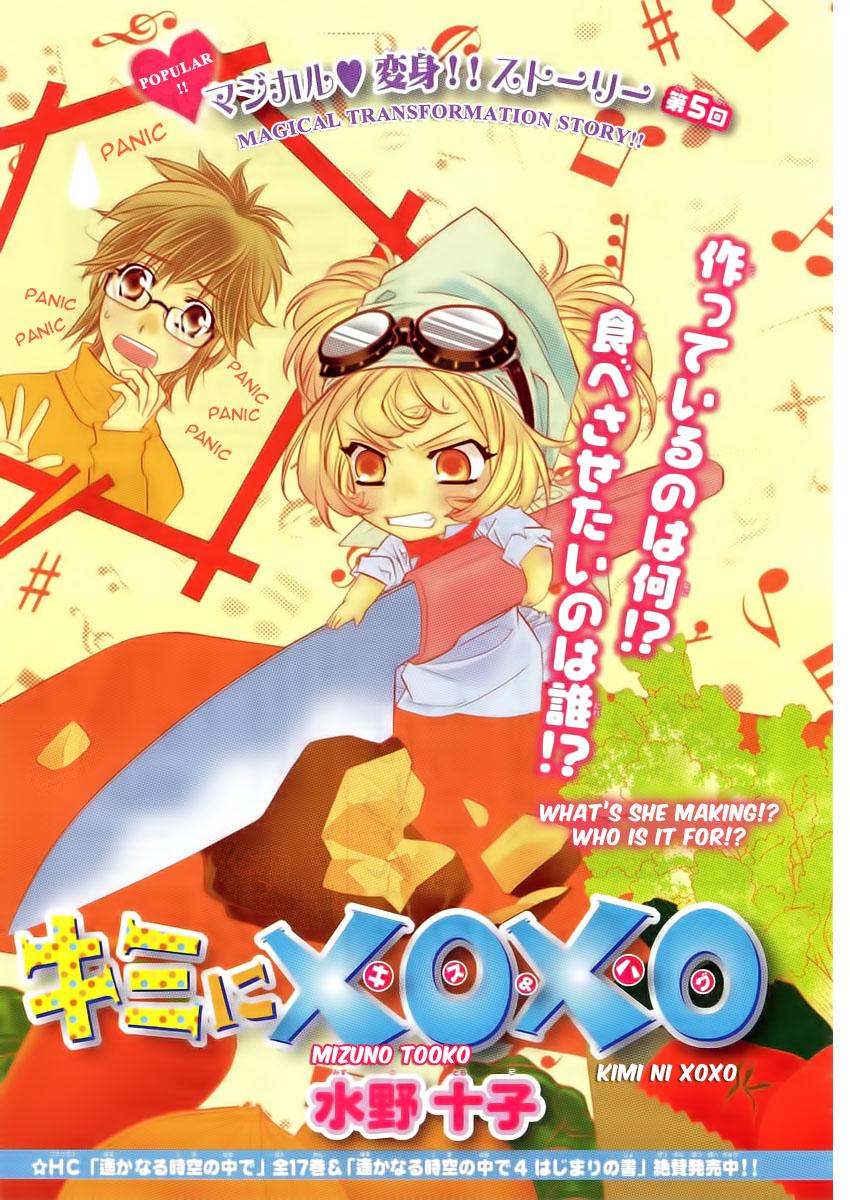 """""""Kimi ni XOXO"""" Chapter 5"""